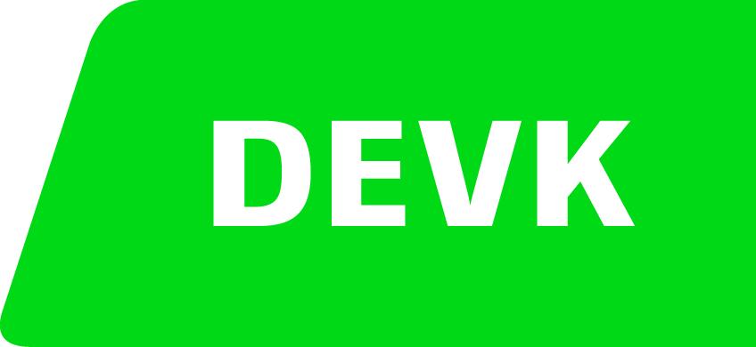 DEVK - offizieller Sponsor des HSVRM -