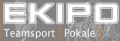 EKIPO Pokale & Teamsport - offizieller Sponsor des HSVRM -